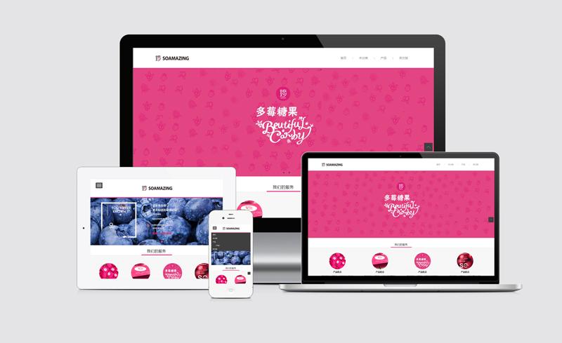廣州減肥類產品網站如奇多莓豆企業網站建設設計解決方案